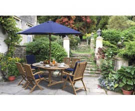Brompton Dining Sets | Teak Garden Furniture Sets