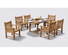 Taverners Dining Sets | Garden Dining Furniture Sets