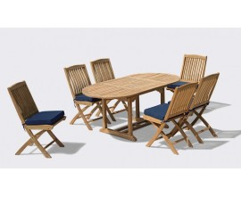 Bali Dining Sets | Teak Garden Furniture Sets
