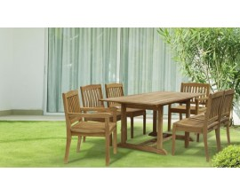 Hilgrove Dining Sets | Teak Garden Furniture Sets