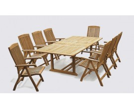 Dorchester Dining Sets | Teak Garden Furniture Sets