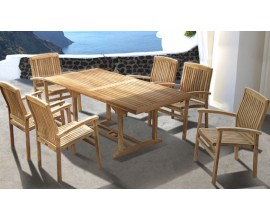 Canterbury Dining Sets | Teak Garden Furniture Sets