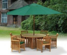 Aero Dining Sets | Teak Garden Furniture Sets