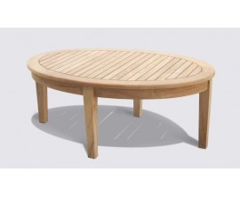 Aria Tables | Teak Garden Tables