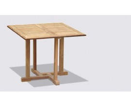 Canfield Tables | Teak Garden Dining Tables