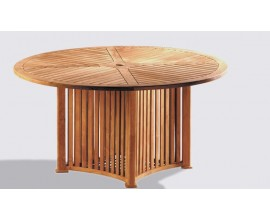 Aero Tables | Teak Garden Dining Tables