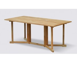 Shelley Tables | Teak Garden Dining Tables