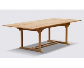 Dorchester Tables | Teak Garden Dining Tables