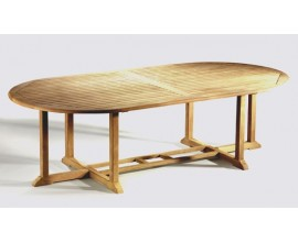 Oval Outdoor Dining Tables | Oval Garden Tables