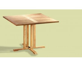 Square Garden Tables | Square Patio Tables | Square Teak Tables