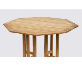 Octagon Dining Tables | Octagonal Garden Tables | Octagonal Teak Table