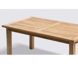Teak Garden Furniture Tables | Teak Patio Tables | Medium-Sized Tables