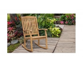Garden Rocking Chairs | Outdoor Rocker Chairs | Teak Rocking Chairs
