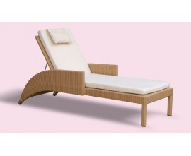 Indoor Loungers | Teak & Rattan Sun Loungers | Easy Chairs | Daybeds