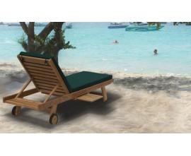 Teak Sun Loungers | Garden Deck Chairs | Teak Steamer Chairs