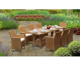 All Weather Wicker Dining Sets | Rattan Dining Sets
