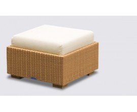Rattan Footstools | All Weather Wicker Footstools | Ottomans
