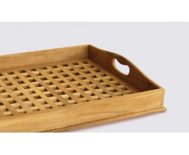 Wooden Serving Trays | Teak Serving Trays | Wooden Dining Trays