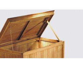 Teak Garden Storage Box |Wooden Storage Box |Teak Outdoor Storage Box