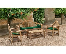 Coffee Table and Chairs | Garden Coffee Table Set