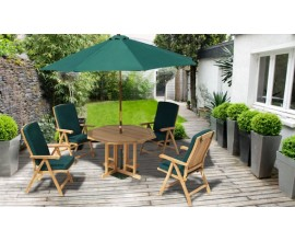Octagonal Garden Table and Chairs | Octagonal Dining Set