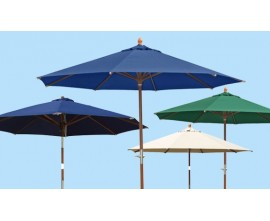 2.5m Garden Furniture Parasols   Patio Parasols   Sun Umbrellas
