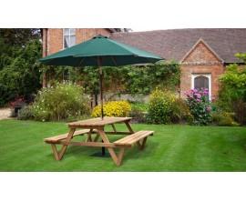 Garden Pub Benches | Beer Garden Benches | Pub Picnic Tables