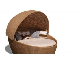 Oyster Daybeds | Rattan Daybeds | Rattan Sun Loungers