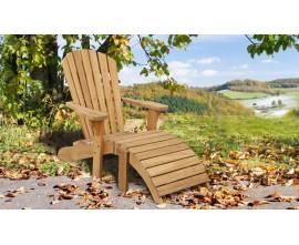 Teak Adirondack Chairs | Muskoka Chairs | Westport Plank Chairs