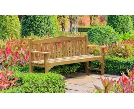 Teak Memorial Benches | Commemorative Benches | Remembrance Benches