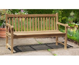 Windsor Benches | Teak Garden Benches | Traditional Benches