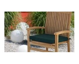 Outdoor Replacement Chair Cushions | Stacking Chair Cushions