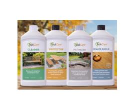 Teak Care | Teak Cleaner | Wood Treatment | Water-Based Teak Treatment
