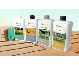 Teak Cleaner | Teak Protector | Teak Care | Teak Treatment