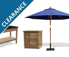 Cheap Teak Garden Furniture Clearance | Outdoor Furniture Clearance
