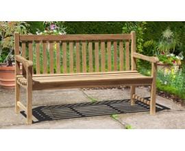 Medium Garden Benches | Three Seat Outdoor Benches