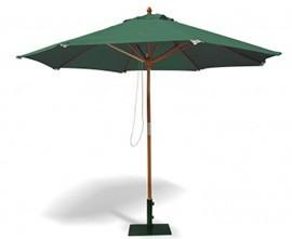 Garden Parasols | Patio Umbrellas | Wooden Market Parasol | Sun Canopy
