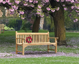 Memorial Benches | Remembrance Bench