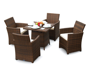 Wicker Rattan Woven Furniture