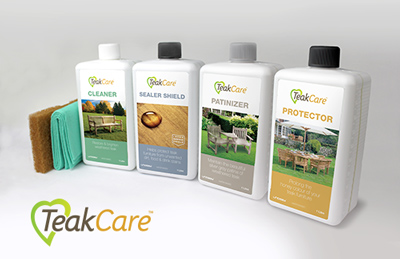 teak furniture care products