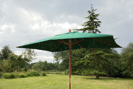 Parasol Rain Weatherproof Waterproof Scotchgard