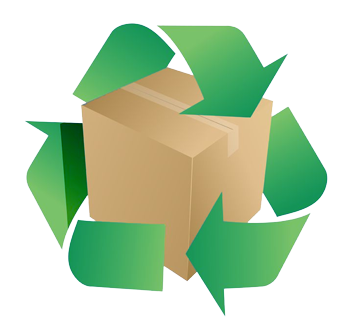 packaging furniture recycle recycling eco friendly