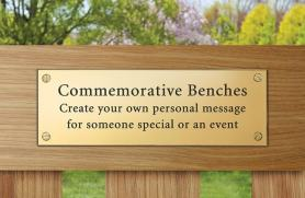 Commemorative Benches