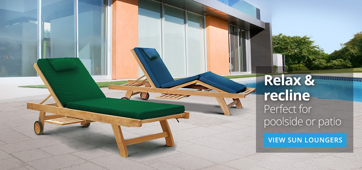 Luxury Sun Loungers